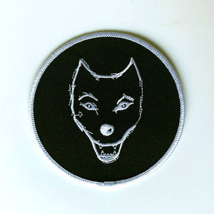 Henrik Berggren - New Wolf's Heart Patch