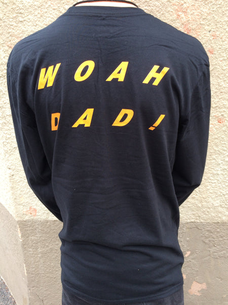 WD! 0.01 - Long sleeve