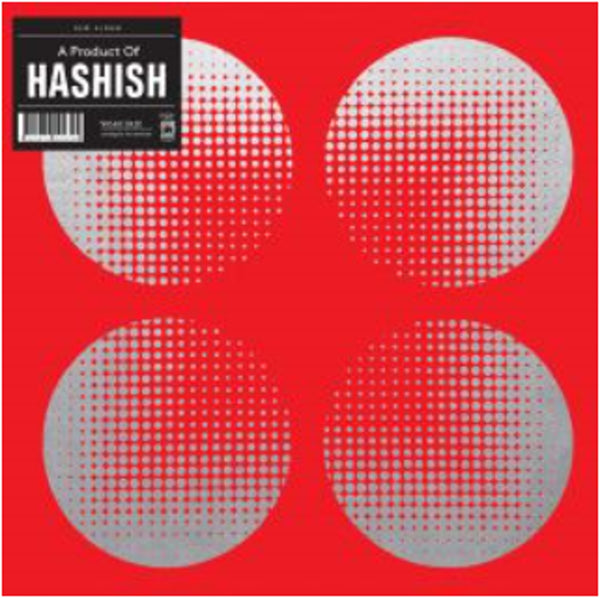 Hashish - A Product Of Hashish LP + Poster