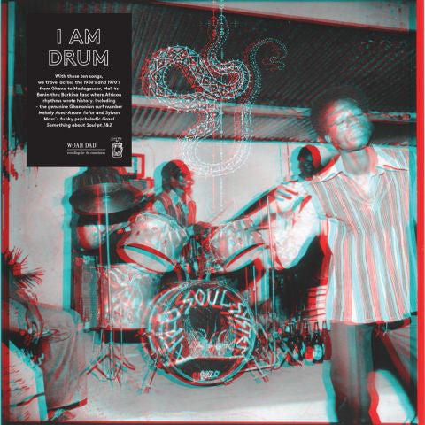 Various - I Am Drum