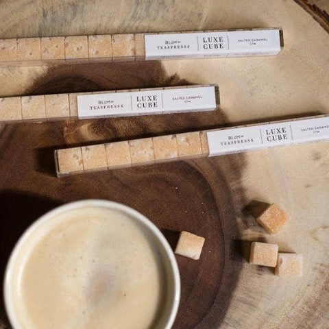 Teaspressa Tea - Salted Caramel Luxe Sugar Stick