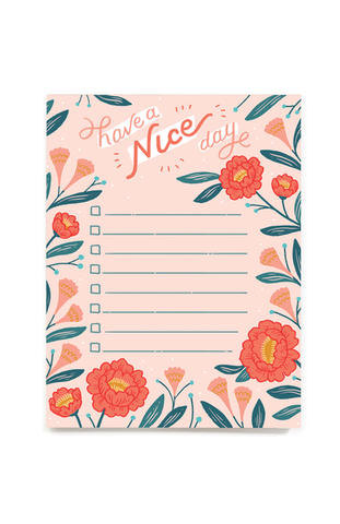 Paper Raven Co. - Have a Nice Day Notepad