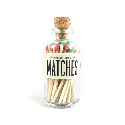 Christmas Mini Matches
