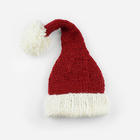 The Blueberry Hill - Nicholas Santa Knit Hat