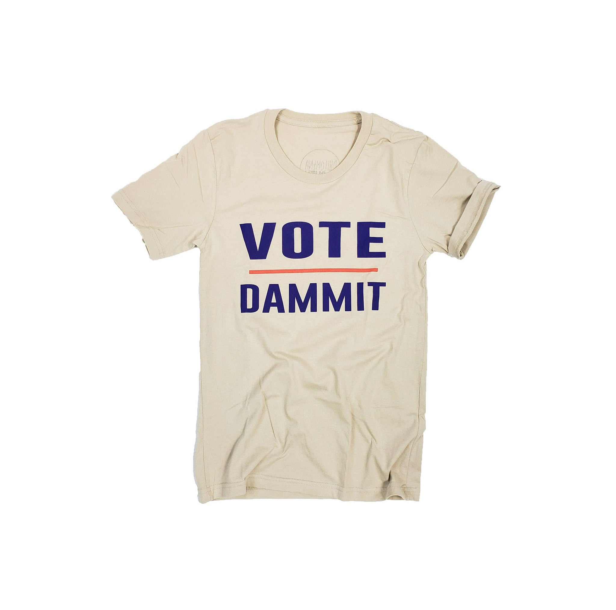 Vote Dammit t-shirt