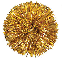 Tinsel Bow Gold
