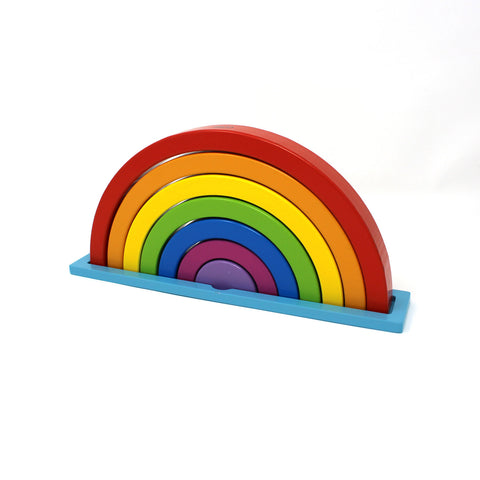 Magical Rainbow Puzzle