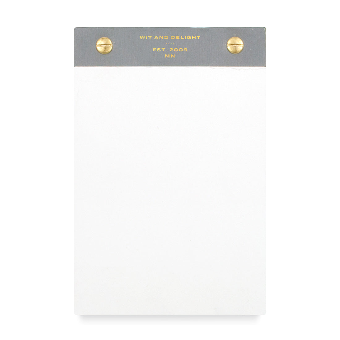 Desktop Notepad - Grey