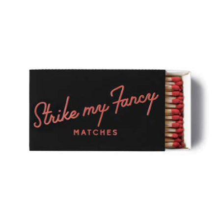 Strike My Fancy Matches