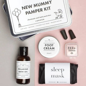 New Mummy Pamper Kit