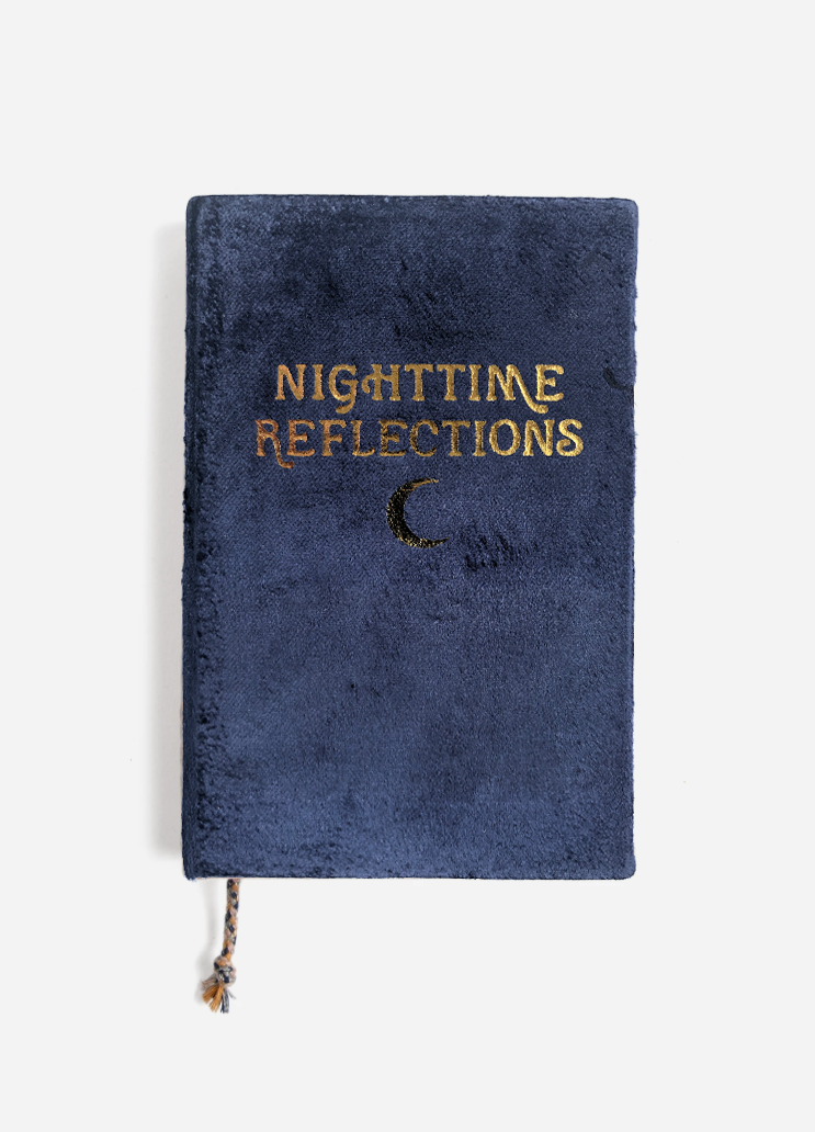 Nighttime Reflections Journal