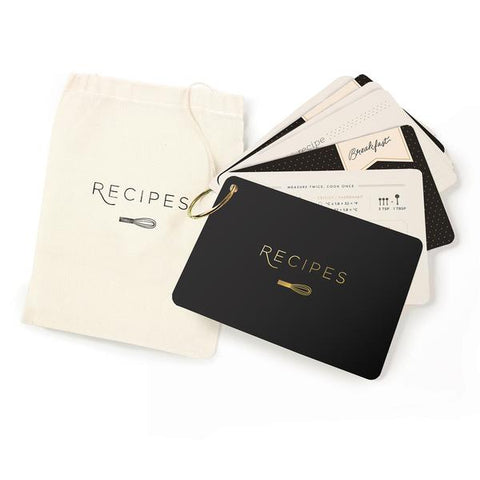 Recipe Ring in Bag