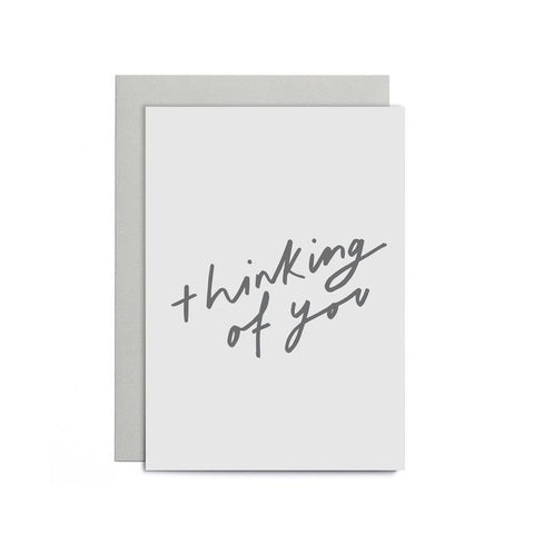 Thinking Of You Small Card