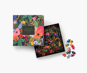 Garden Party Jigsaw Puzzle