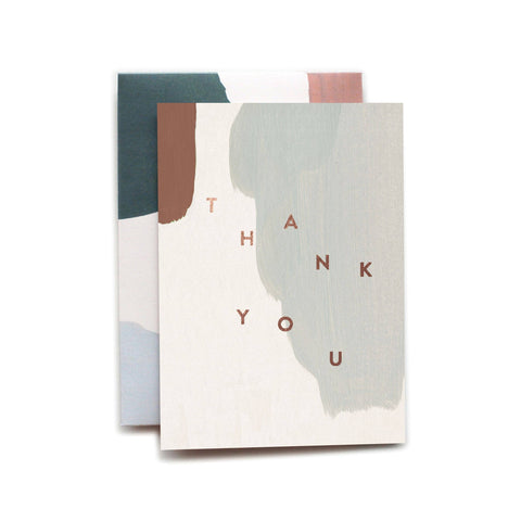 Charlie Thank You Greeting Card
