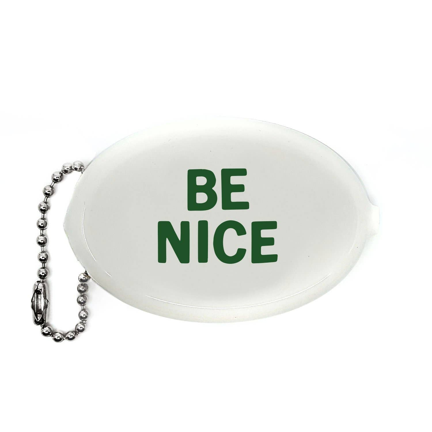 Be Nice Coin Pouch
