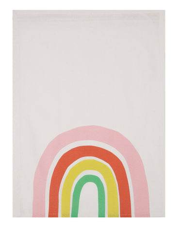 Large Rainbow Kitchen Towel