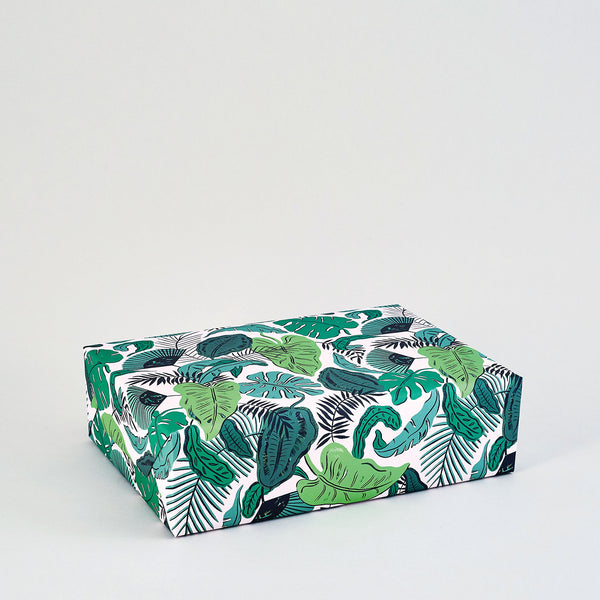 'Tropical Leaves' Gift Wrap