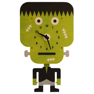 Frankenstein clock