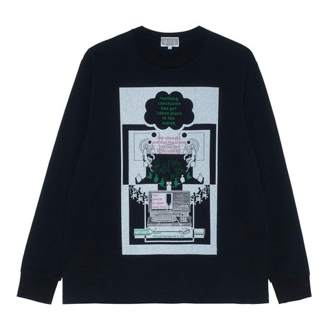 Cav Empt - MD OpenWorld LS Tee - Black