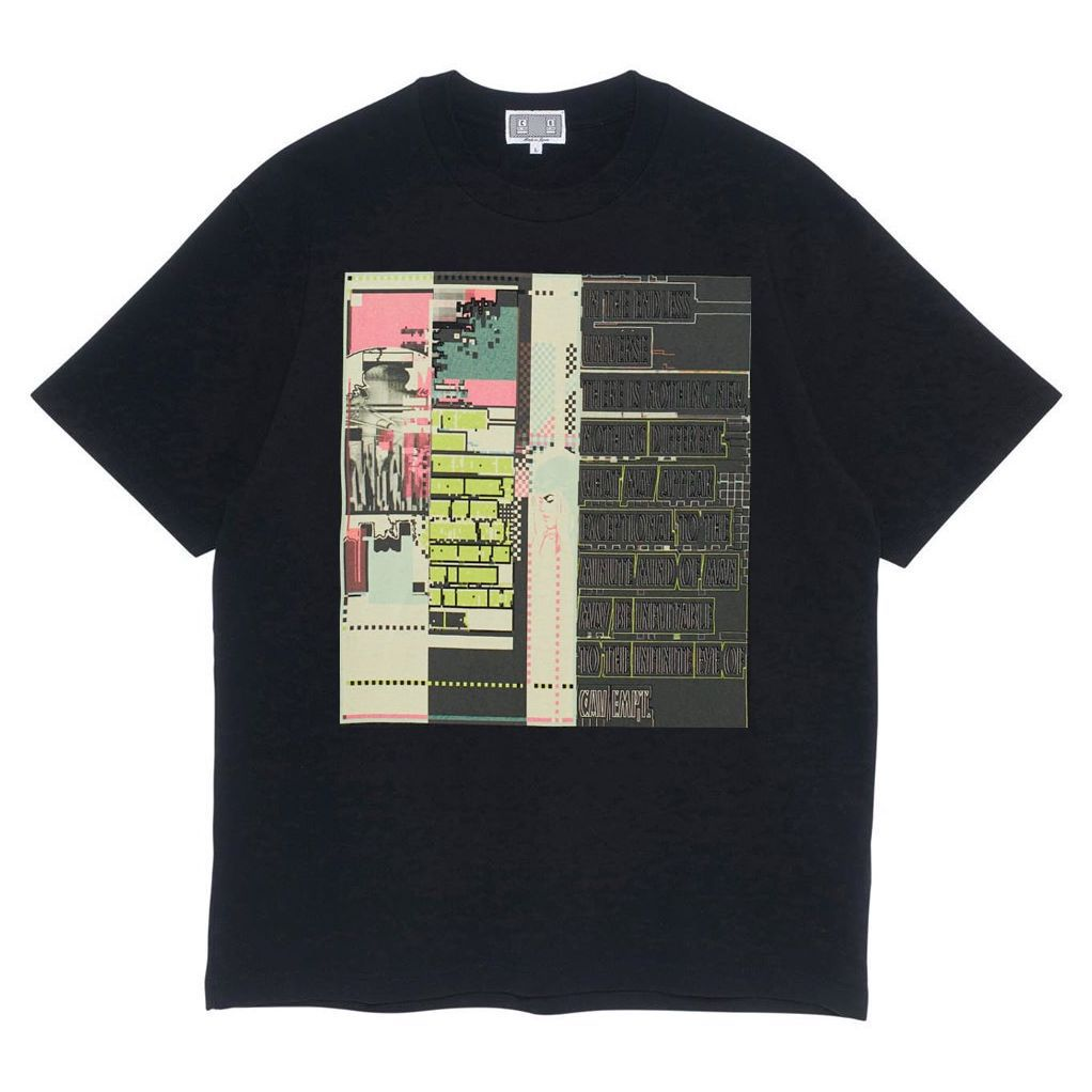 Cav Empt - Endless Uni Tee - Black
