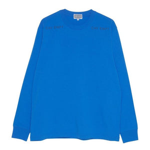 Cav Empt - Guard LS Tee - Blue