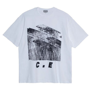 Cav Empt - Stamped CE Tee - White