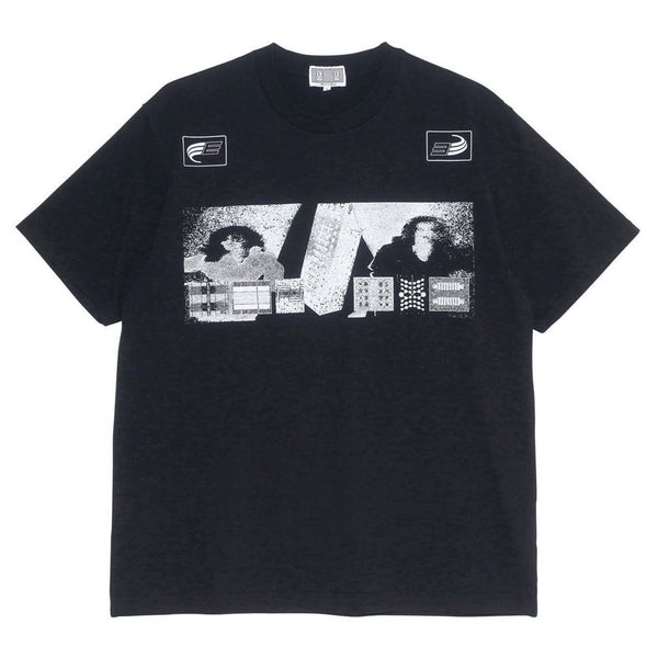 Cav Empt - Curved Tee - Black