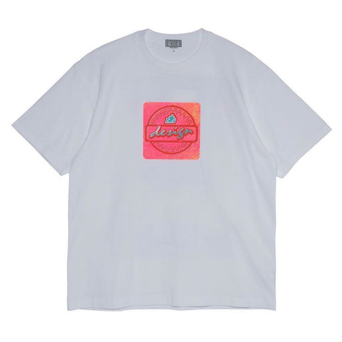 Cav Empt - Design Lighter Tee - White