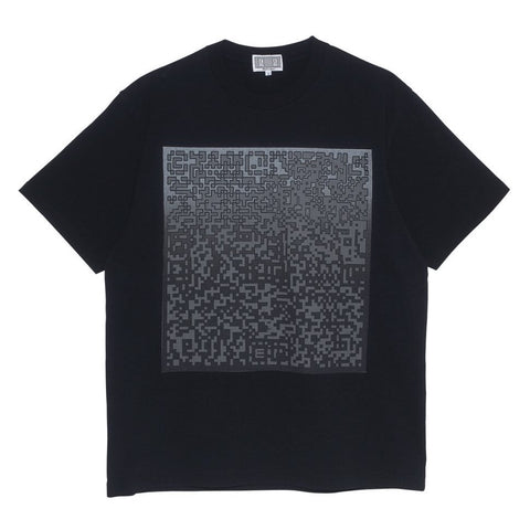 Cav Empt - Pixelated Noise Tee - Black