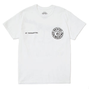 Good Morning Tapes - GMT15 At Toljatti's Tee - White