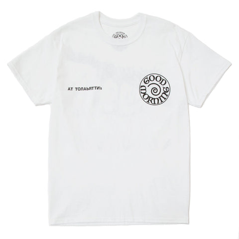 GMT15 - Arthur - At Toljatti's Tee - White