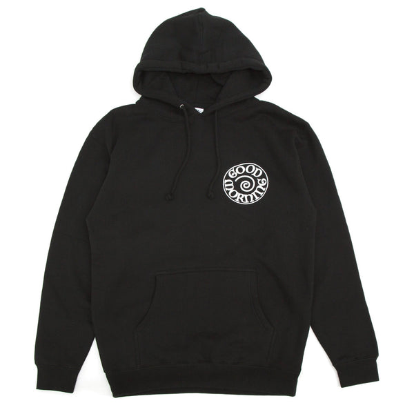 Good Morning Tapes - Fergadelic Hoodie - Black