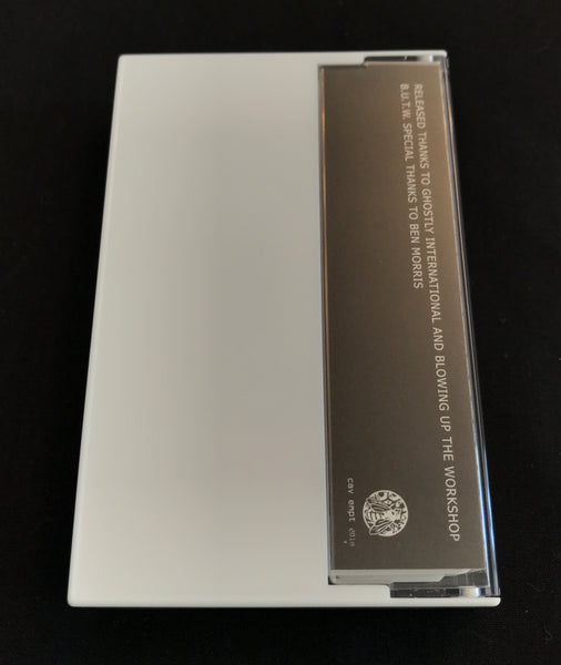 Cav Empt - X-Altera - Blowing Up The Workshop - Cassette
