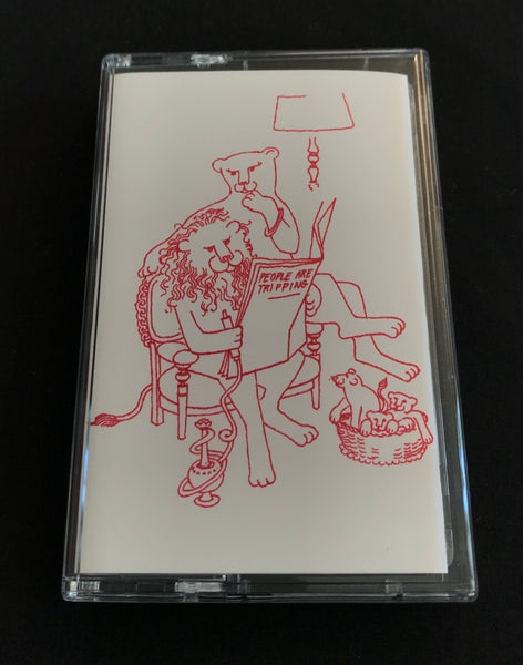 TTT - Max D - People Are Tripping - Cassette