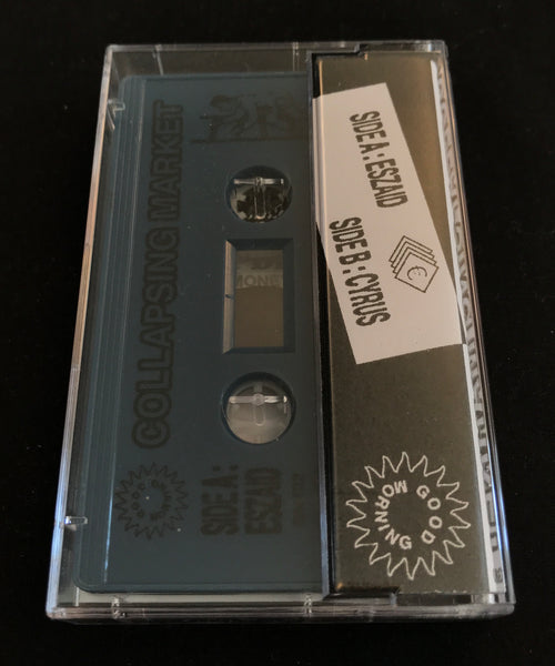 GMT22 - Collapsing Market - Attract Abundance - Cassette