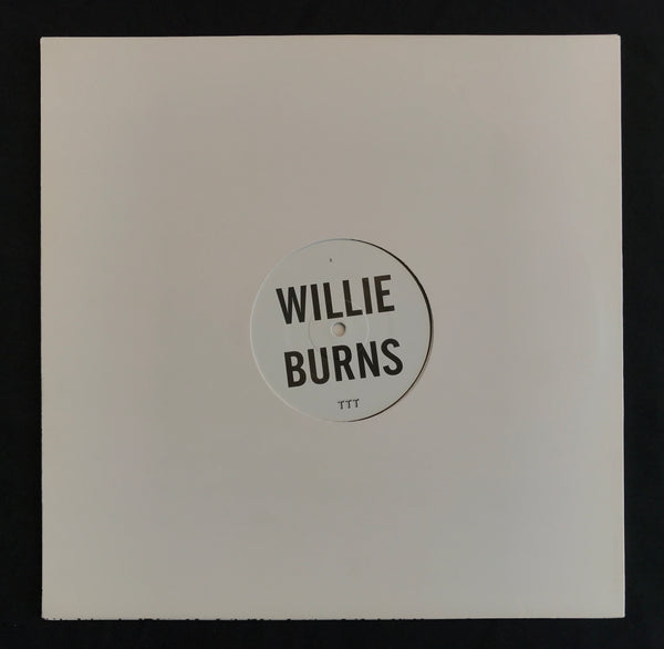 "TTT005 - Willie Burn - The Overlord - 12"" Vinyl"