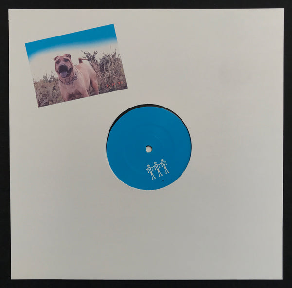 "TTT041 - Four Legs - Clarky Cat - 12"" Vinyl"
