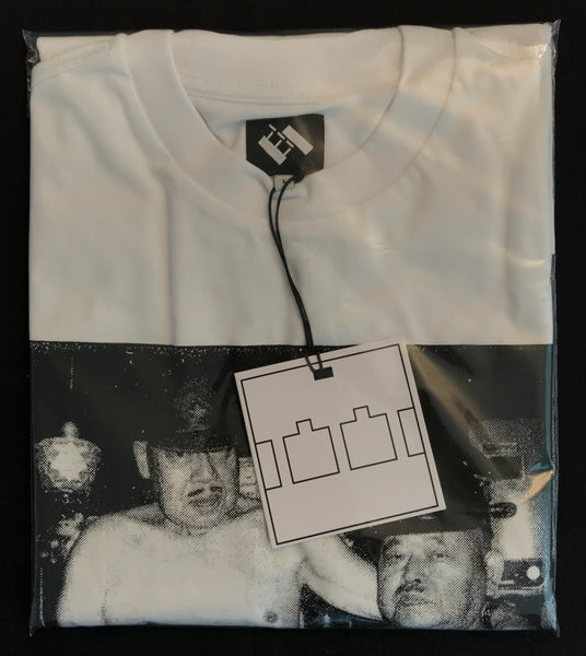 The Trilogy Tapes - The Gerogerigegege Tee - White