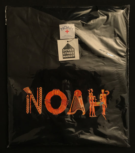 NOAH x Earth Wind & Fire - Fantasy Logo Tee - Black