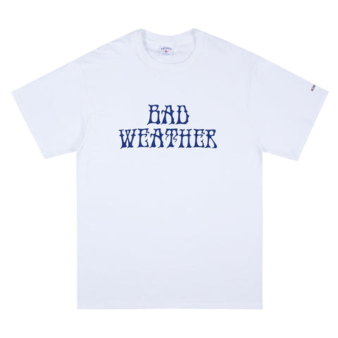 NOAH - Bad Weather Tee - White