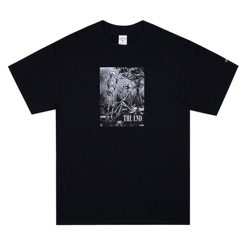 NOAH - The End Tee - Black