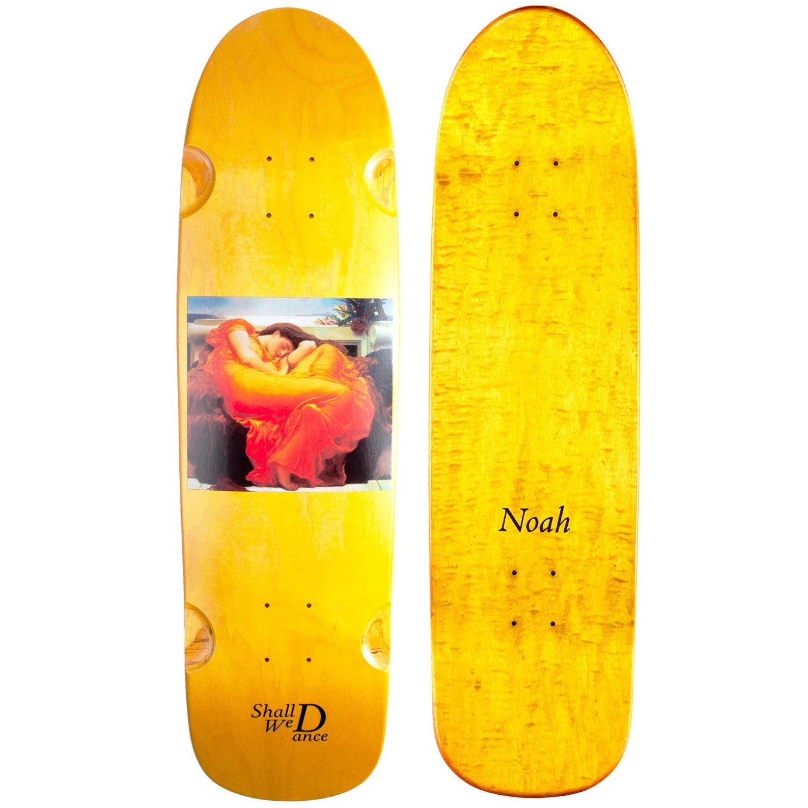 NOAH - Shall We Dance Deck - Yellow