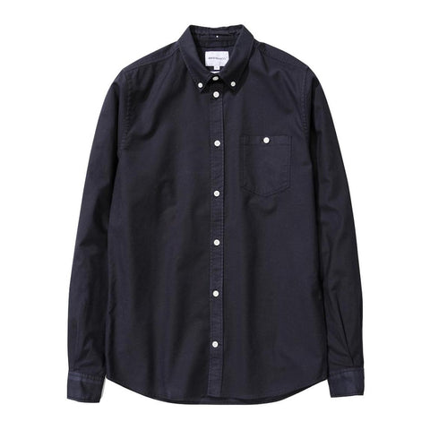 Norse Projects - Anton Oxford Shirt - Dark Navy