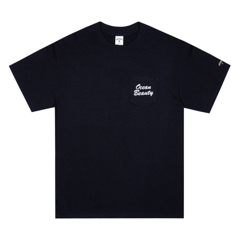 NOAH - Ocean Beauty Tee - Black