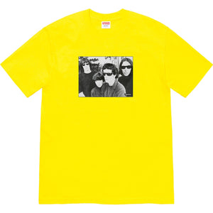 Supreme x The Velvet Underground Tee - Yellow