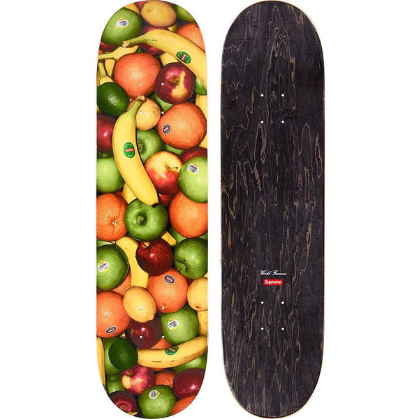 Supreme - Fruit Skate Deck