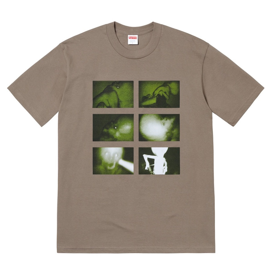 Supreme x Chris Cunningham - Rubber Johnny Tee - Taupe