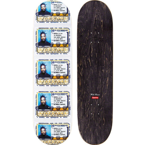 Supreme x Ol' Dirty Bastard - Skate Deck