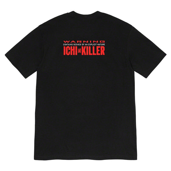 Supreme x Ichi The Killer - Split Tee - Black